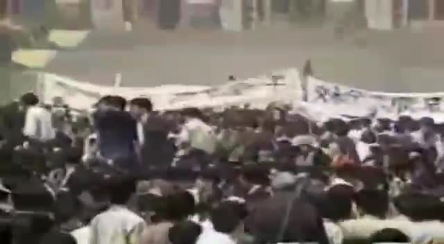 Life in China 1989 - Tiananmen square Tribute